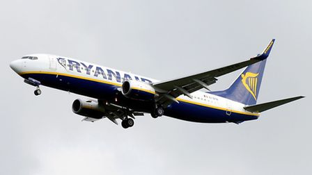 Ryanair is aiming to fly an additinoal 5.3m passengers this winter.