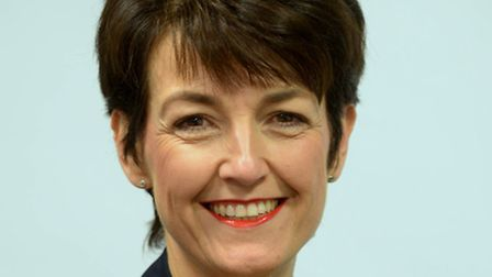 Lincolnshire businesswoman and councillor Jo Churchill is the new Tory candidate for Bury St Edmunds