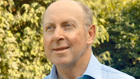 Author James Maberly