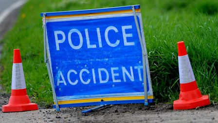 A man has died after a crash in Colchester