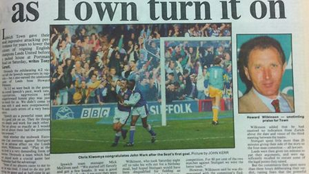 The EADT reports on the game