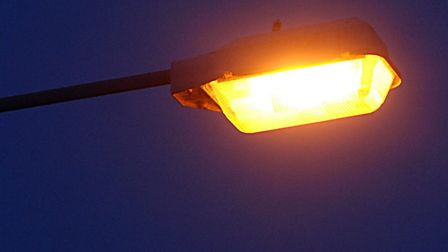 South Norfolk Council's cabinet will be discussing a report that could see street lights in nine tow