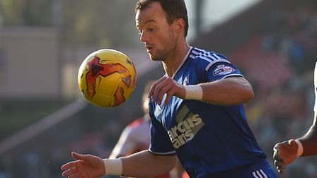 Noel Hunt in action at Charlton. Photo: PAGEPIX LTD