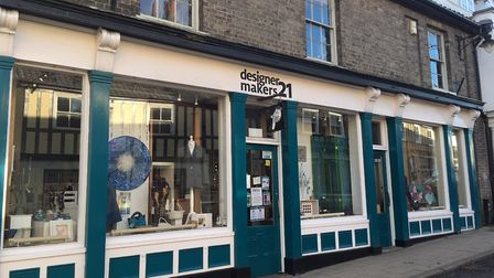 Designermakers21 in Diss. picture: Sabrina Johnson
