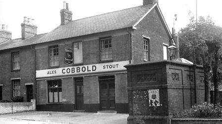 Pubs in days gone by