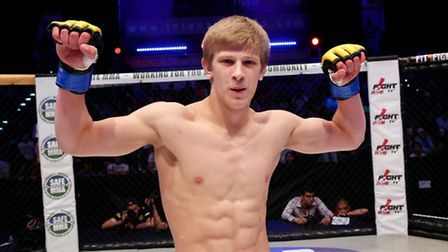 Arnold Allen is being tipped for the top of the MMA world