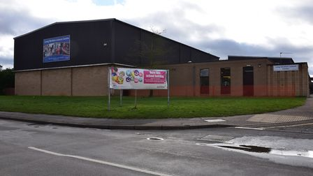 Long Stratton Leisure Centre. Picture: SONYA DUNCAN