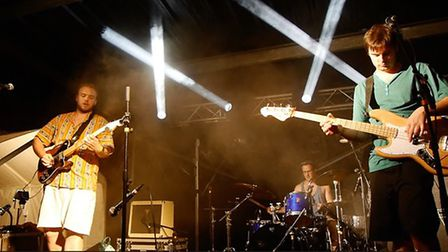 Norwich-based band Dr Clyde will be performing at the Burston Crown's event during Tinnitus Awarenes