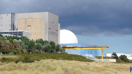 Sizewell A and B - it has been suggested the closed Sizewell A station could be used for a trial mod