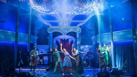 Beauty and the Beast at the New Wolsey Theatre