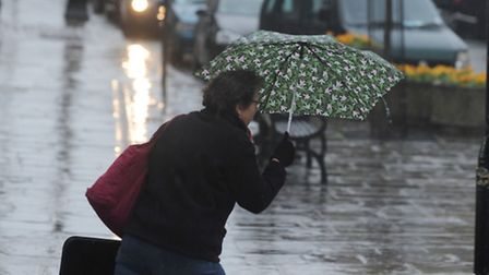 Met Office issue yellow warning for wind.