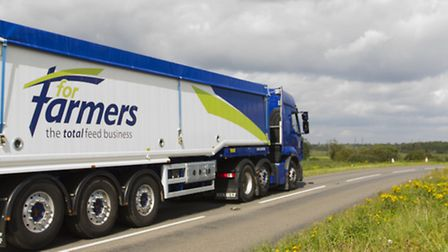 ForFarmers has rebranded the livery on its vehicles