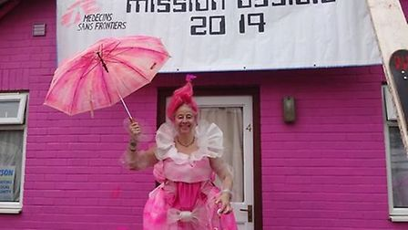 Mandy Hearle's Mission Possible 2014 draws to a close