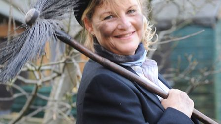 Jenny Wren's Home and Garden Maintenance Jenny Calver who has set up as a Chimney Sweep