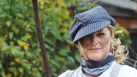 Jenny Wrens Home and Garden Maintenance Jenny Calver who has set up as a chimney sweep
