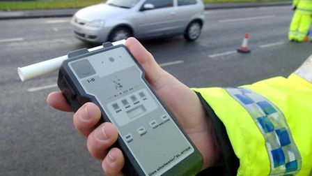 Christmas anti-drink drive campaign launched in Essex.