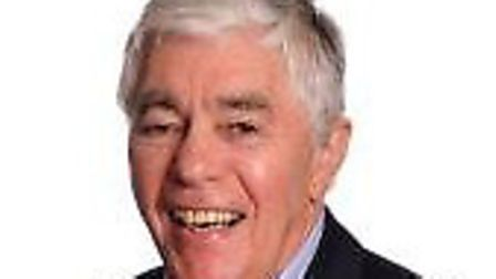 Gordon Helm, UKIP county councillor for Bocking, who died on December 24 2014