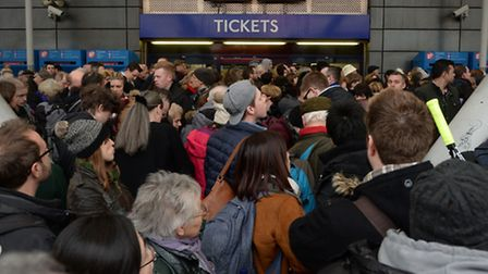 Network Rail bosses have come under fire after the weekend fiasco in London.