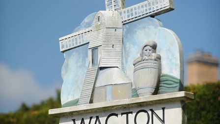 The village of Wacton, near Long Stratton, has been without phone and internet services for almost t