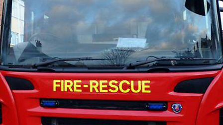Firefighters were called to a chimney fire