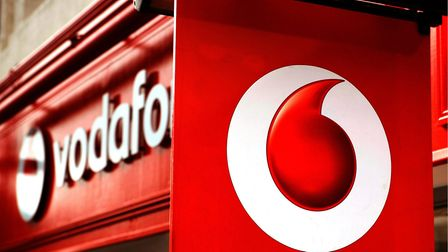 Vodafone is one of two telecoms firms bidding for better mobile phone coverage.