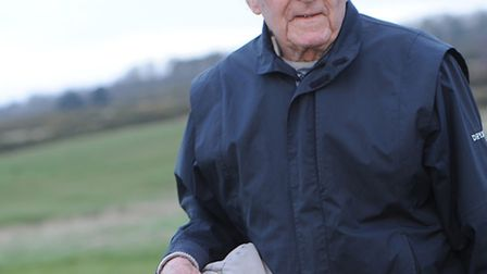 Gibbs is though to be the oldest player in the country to still play off a single-figure handicap.