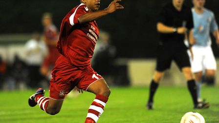 Young winger Ace Howell, who has penned a move to Ipswich Town's academy