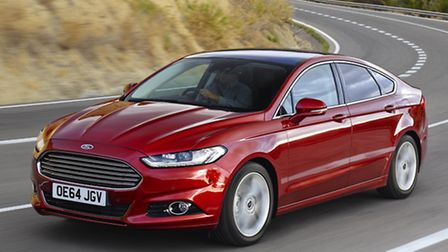 All-new Mondeo features Ford's latest technology.