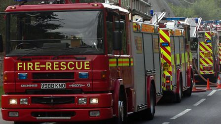Essex firefighters to go on strike.