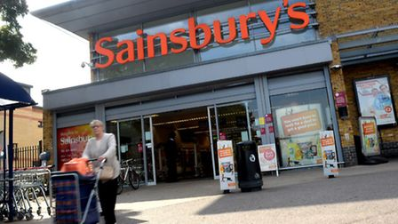Sainsbury's said today that like-for-like sales fell 1.7% in the 14 weeks to January 3.