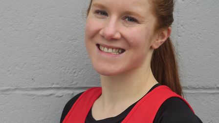 Steph Callen, from Diss and District Athletics Club. Picture: STEPH CALLEN