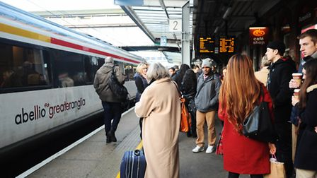 Delays of up to 30 minutes are expected