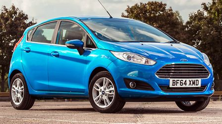 Ford Fiesta supermini was the top-selling car in the UK again last year.