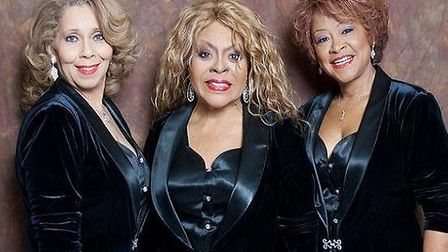 The Three Degrees, coming to Bury St Edmunds next month