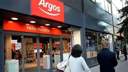 """Argos reported flat sales following a """"volatile"""" Christmas trading period in which high demand for B"""