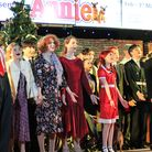 Hartismere School's production of Annie the Musical. Picture: Hartismere School