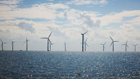 A Centrica offshore wind installation off Grimsby, part of the area covered by a new advice contract