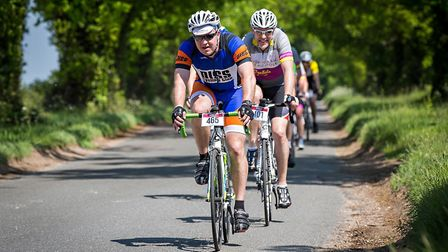 Cyclists wil be heading to Diss in JunePicture: Chris Taylor