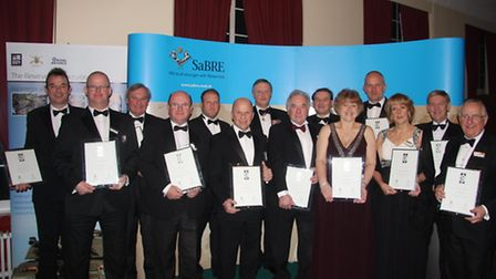 Fourteen key businesses based in Suffolk were rewarded with a Ministry of Defence Employer Recogniti