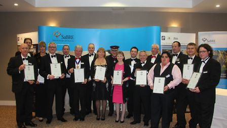 Seventeen key businesses based in Essex were rewarded with a Ministry of Defence Employer Recognitio