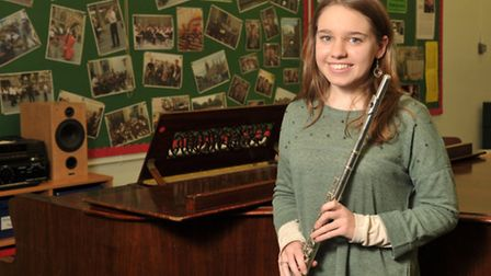 Thomas Mills Student Charlotte Poole has received her ATCL music diploma.