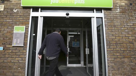 Unemployment has fallen to a near seven-year low, while a record number of people are in work.