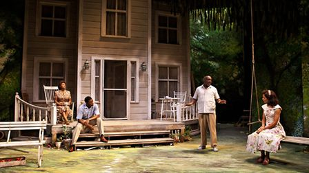 All My Sons by Arthur Miller, Talawa theatre company and New Wolsey Theatre