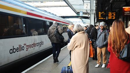 Delays have been caused by a signal fault