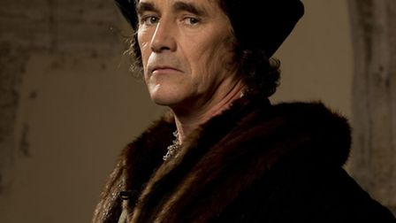 Mark Rylance as Thomas Cromwell in the BBC drama Wolf Hall. TV dramas like this gain a signifcant r