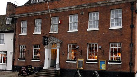The Limes Hotel in Needham Market
