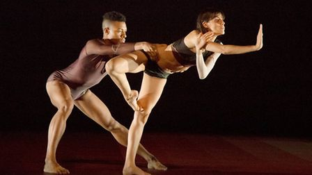 Atomos - a new science-based dance piece from leading choreographer Wayne McGregor, performed by his