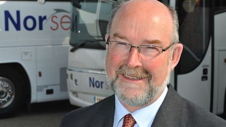 Peter Hawes of Norse Commercial Services
