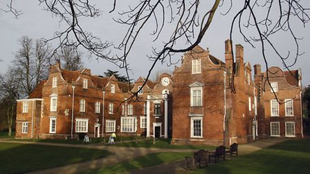 Christchurch Mansion in Ipswich. Picture: Paul Nixon Photography