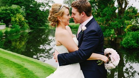 Gemmie and Tom, Wedding of the Month